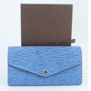 Louis Vuitton Sarah EPI Color Denim